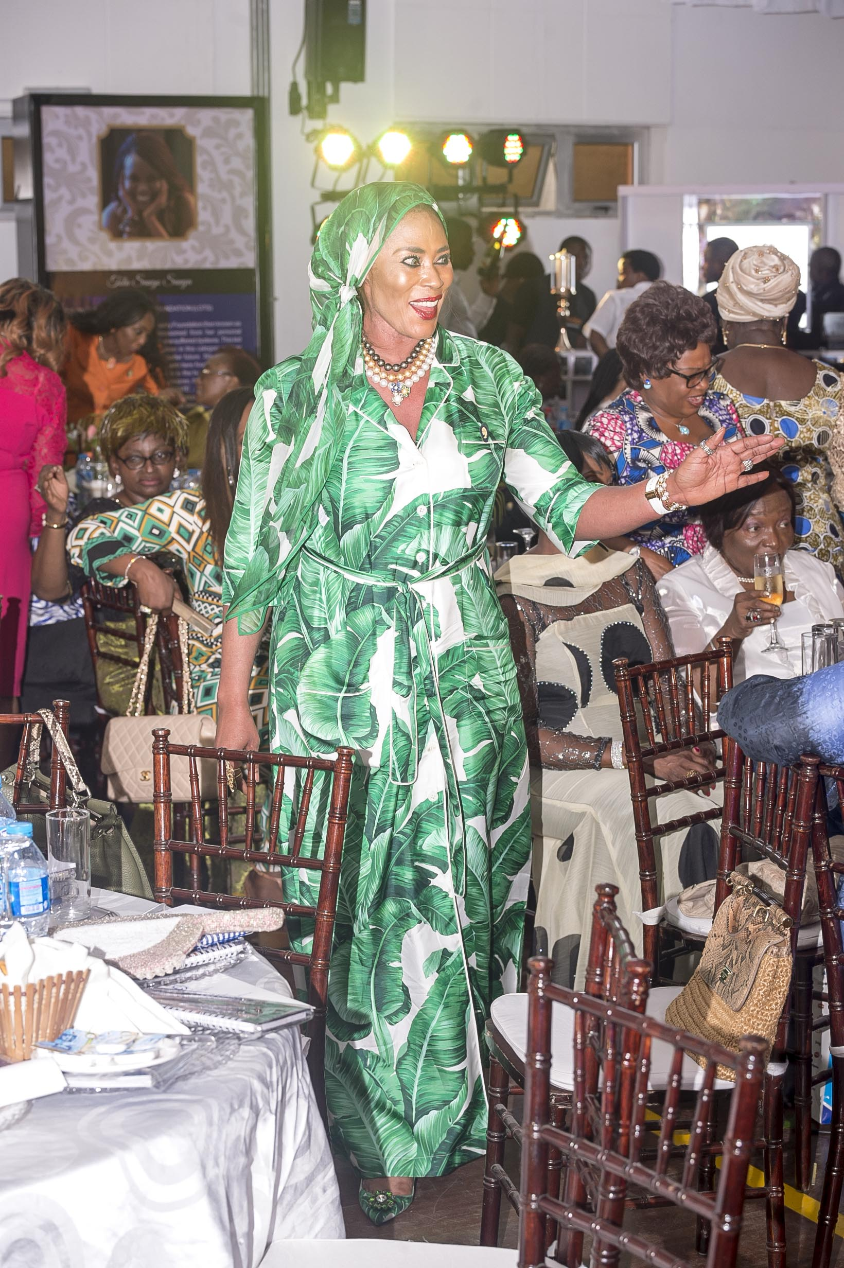 Mrs Nkiru Anumudu