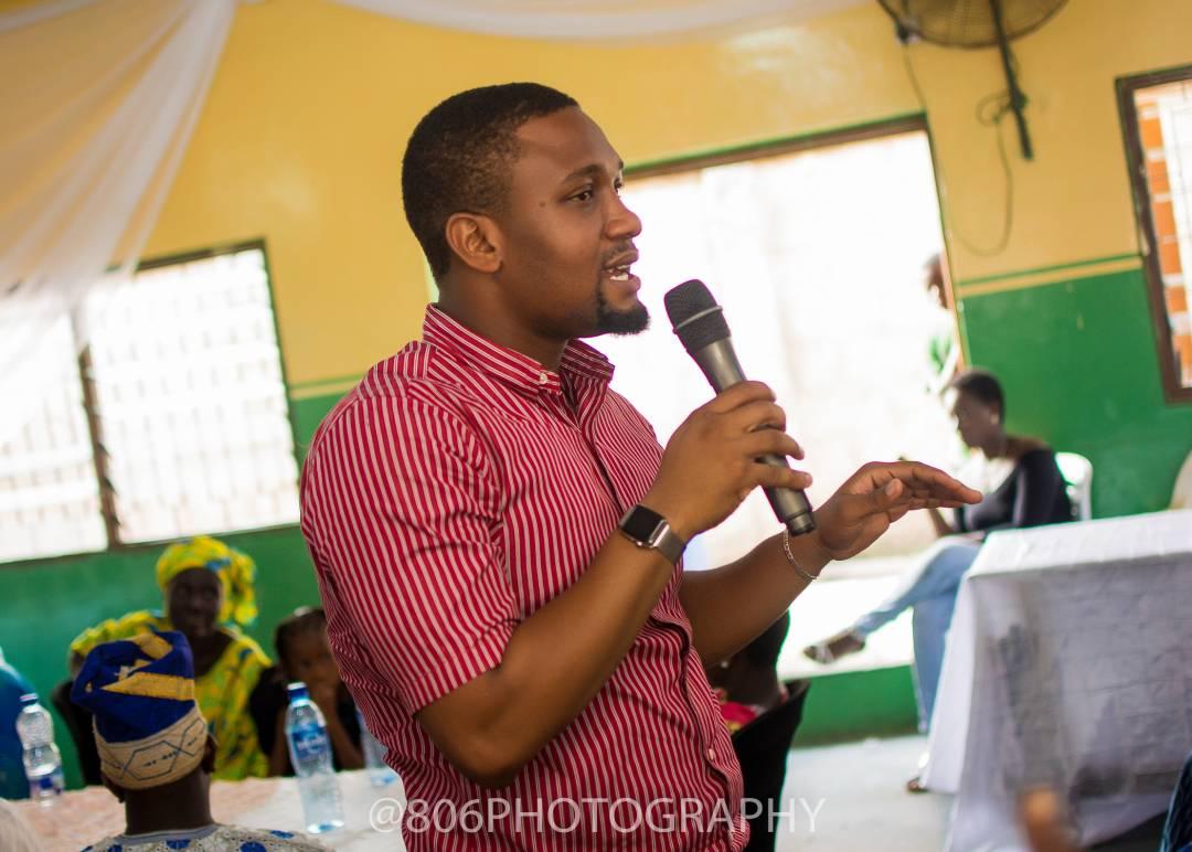 Charles Odii - Founder SME100 Nigeria