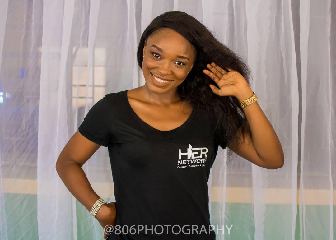 Nkem Onwudiwe - Founder, Her Network