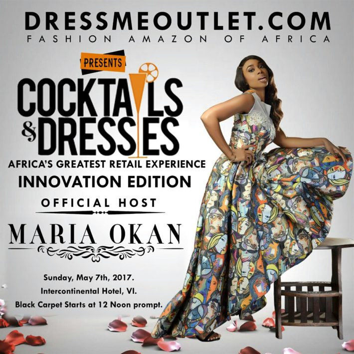 Cocktails & Dresses'17 Host