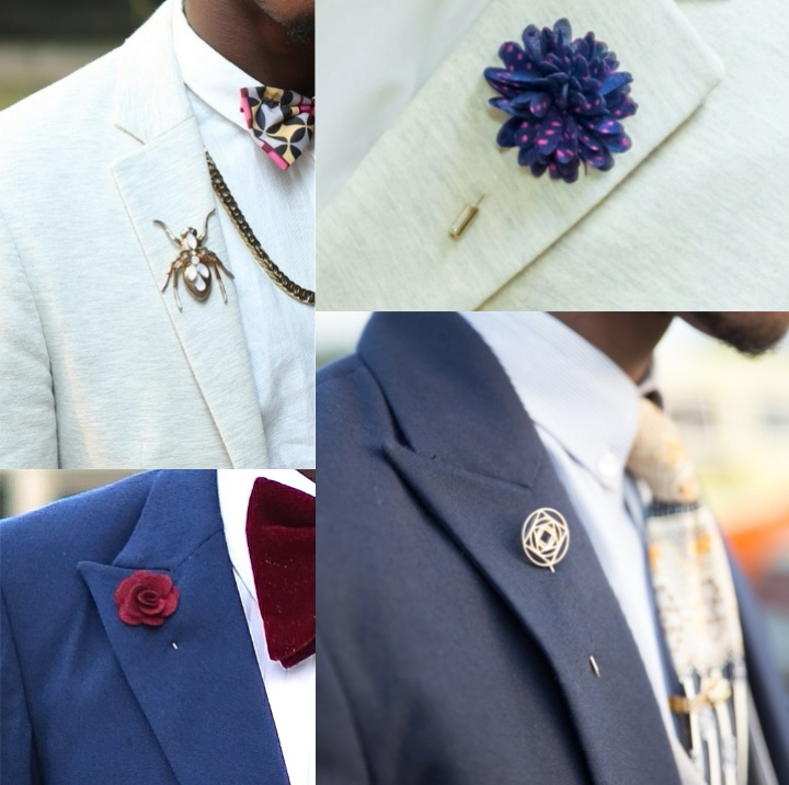 LAPEL ACCESSORIES